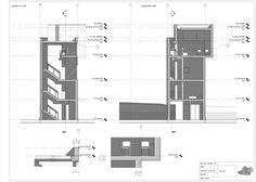 4x4 house tadao ando plan elevation section tadao ando tadao o architecture architecture