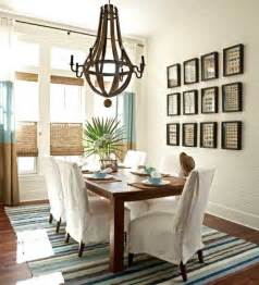 dining room wall decor ideas casual versatile dining room decoist
