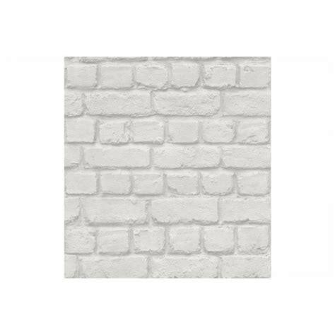 papier peint brique gris papier peint brique blanc et gris achat vente papier peint papier peint brique blanc e