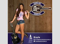 Rock Out For #TBJAMS With The Seminole Hard Rock Girls
