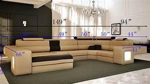 italian design modern sectional sofa honey tos lf 4001 With italian design modern sectional sofa honey