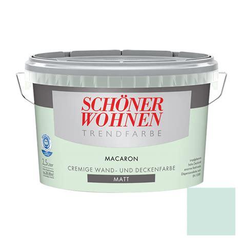 Trendfarben 2016 Wohnen by Sch 246 Ner Wohnen Trendfarbe Limited Collection 2016 Macaron