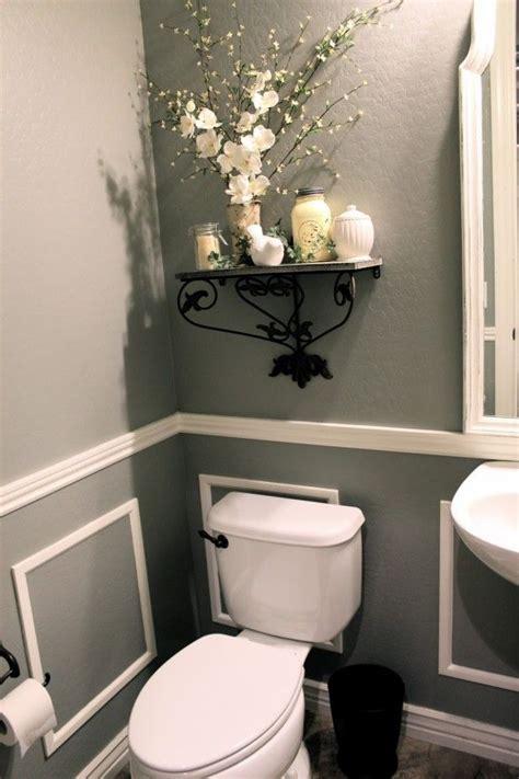 Decorating Ideas For Half Bathrooms by Bathroom Practical Modern Half Bathroom Designs