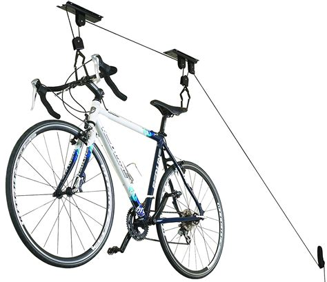 Best Ceiling Mount Bike Lift by Ceiling Mount Bicycle Storage Lift Ceiling Hoist Bike