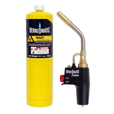 bernzomatic ts4000kc trigger start torch kit ts4000kc