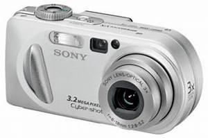 Sony Cyber Shot Dsc-p8 Service  U0026 Repair Manual