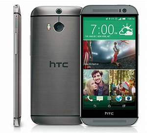 HTC One M8 32GB Full HD Display Gray 4G LTE Android Phone ...