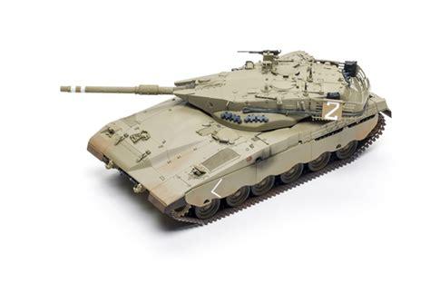 takom merkava mk  scale model kit build review