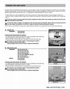 Manitou Mt 732 Manual