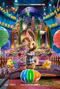 HOP Movie Prize Pack Giveaway #HopToIt - Mommies with Cents