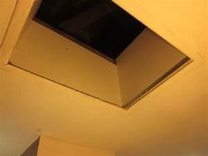 Trappe De Plafond : trappe de visite faux plafond ~ Premium-room.com Idées de Décoration
