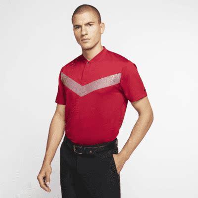 Nike Dri-FIT Tiger Woods Vapor Erkek Golf Polo Üst. Nike TR