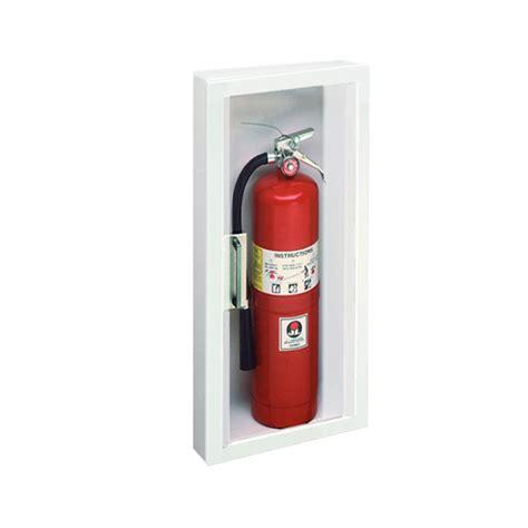 Jl Industries Semi Recessed Extinguisher Cabinet by Jl Panorama 1017c70 Semi Recessed 10 Lbs