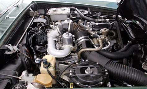 bentley turbo r engine rolls royce engine a classic v8 6 75l v8 the same as