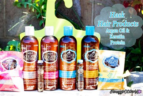 Argan Oil And Keratin Protein