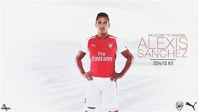 Alexis Sanchez Background Desktop Arsenal Yasin Pixelstalk