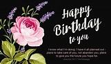 Free Happy Birthday - Jeremiah 29:11 MSG eCard - eMail ...