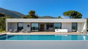 Echapp U00e9e Belle Dans Une Villa Design De Plain