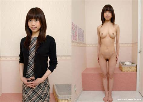 Japanerin nackt und bekleidet - Bilder und Foto Galerie