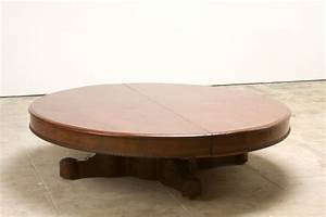 Coffee tables design very best large round coffee table for Large round glass top coffee table