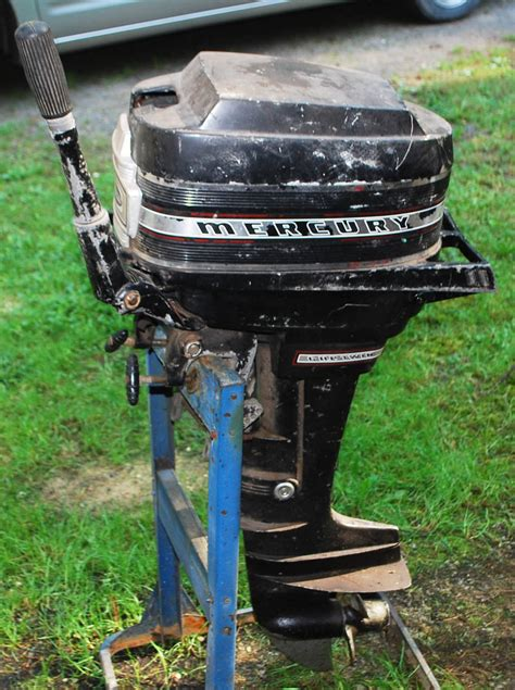 Mercury Outboard Motors Made by Parts For 1967 Mercury 6 Hp Outboard Motors