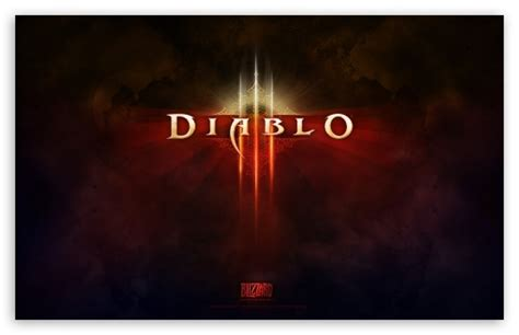diablo iii ultra hd desktop background wallpaper