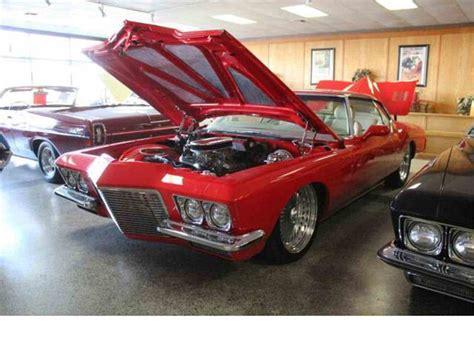 71 Buick Riviera For Sale by 1971 Buick Riviera For Sale Classiccars Cc 1033834