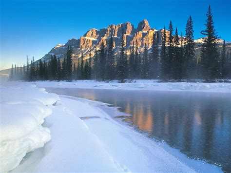 Peaceful Winter Wallpapers And Images Wallpapers