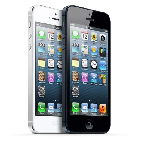 apple iphone 5 16gb quot factory unlocked quot black and white