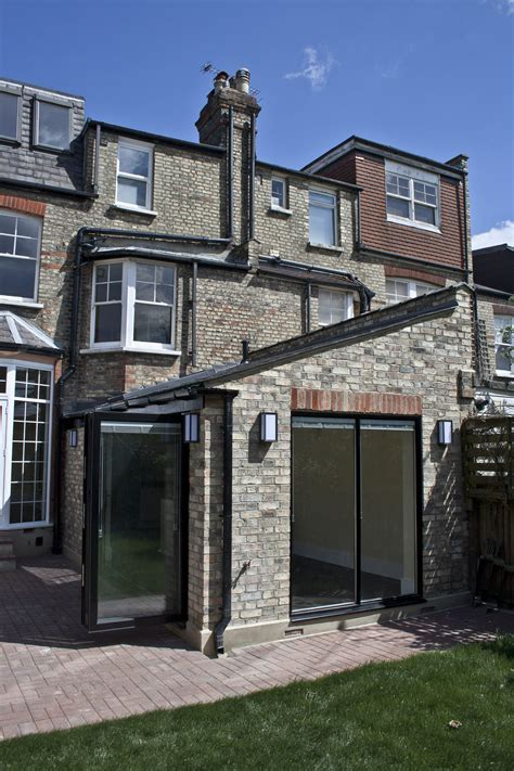 Kitchen Extension Design Ideas - victorian terraced house rear extension london n10 rs architects