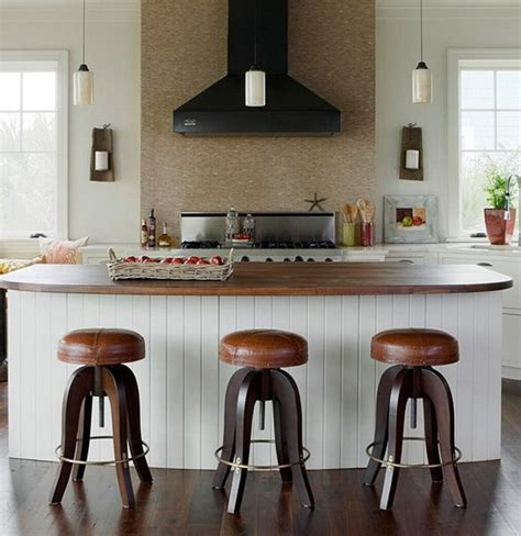 kitchen island counter stools 22 unique kitchen bar stool design ideas