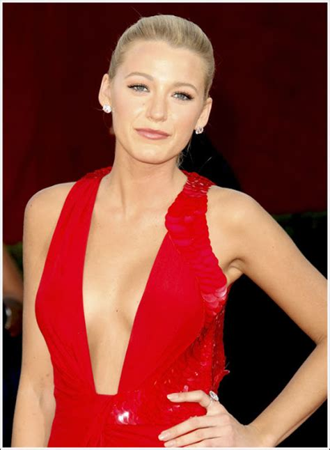 Blake Lively Red Dress Simply4dreams