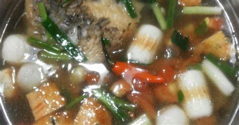 Cara membuat sup ikan gurame kemangi kuah bening yang enaakk dan segar подробнее. 1.803 resep ikan gurame enak dan sederhana - Cookpad