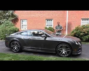 Bentley Continental Supersports : 2017 bentley continental gt supersports review reveals the obvious autoevolution ~ Medecine-chirurgie-esthetiques.com Avis de Voitures