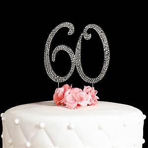 Emejing 60th Wedding Anniversary Cake Toppers Photos