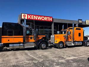 2021 Kenworth W900l Sleeper Semi Truck