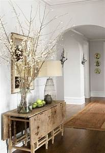 65 Rustic Farmhouse Entryway Decorating Ideas ...