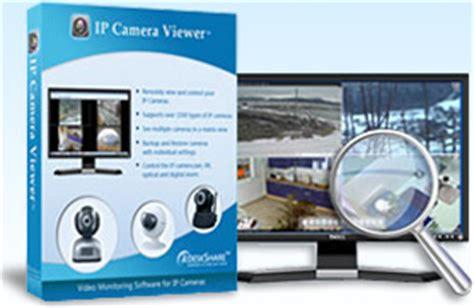 ip camera viewer software gratuito de monitoreo de