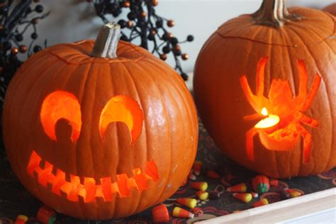 pumpkin carving ideas diy how i carved these cute pumpkins catch my party