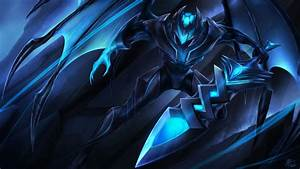 Why isn't the Soul Reaver skin line continued ...