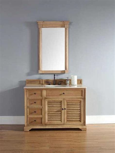 bathroom vanities with louvered shutter style doors