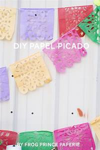 Papel Picado Banners for the Cinco De Mayo Party Hop - Day