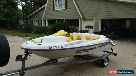 Mini Jet Boat Specs by 1996 Sea Doo Speedster For Sale In United States