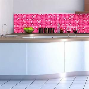 Nuance De Rose : 9 stickers carrelages azulejos mosa ques nuance de rose ~ Melissatoandfro.com Idées de Décoration