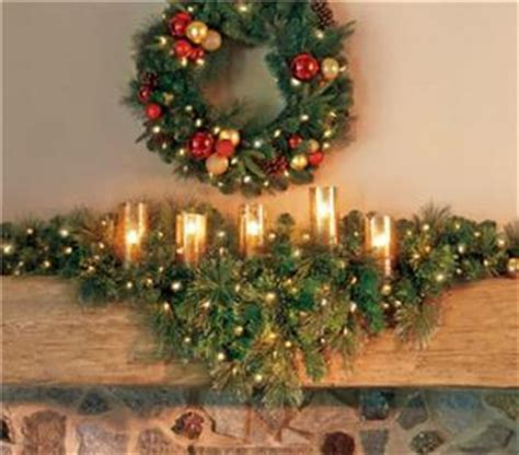 mantle garland with lights 6 foot indoor cordless lighted pre lit mantle garland swag