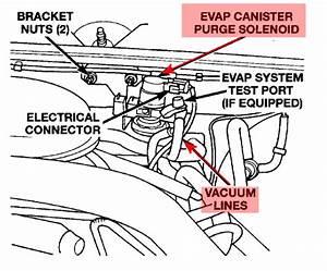 2003 Dodge Durango Evap System Diagram