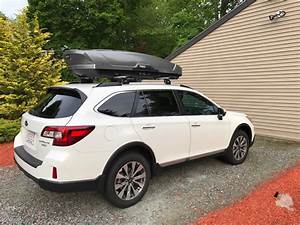 Rooftop Cargo Box - Page 30 - Subaru Outback