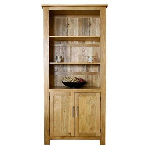 oak bookcase with doors 50 off solid oak bookcase with cupboard doors delamere
