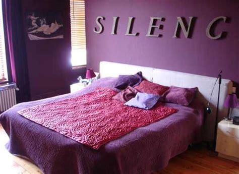 chambre couleur prune et gris photos chambre couleur prune et taupe page 2 ca compte