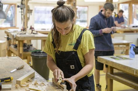 woodworking careers furniture making chippendale school